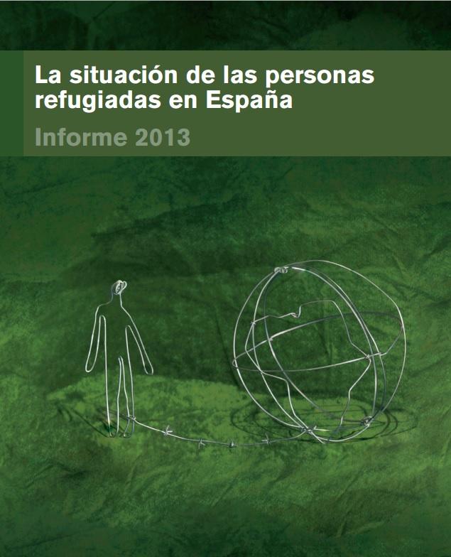 Informe 2013 Sobre La Situació De Les Persones Refugiades A Espanya