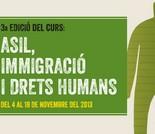 3ª Edició Del Curs Asil, Immigració I Drets Humans: 4-19 De Novembre