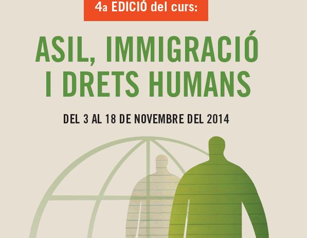 """4ª Edición Del Curso """"Asilo, Inmigración Y Derechos Humanos"""""""