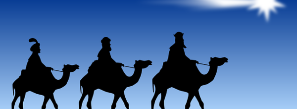 ¡Felices Reyes y Feliz Año 2015!
