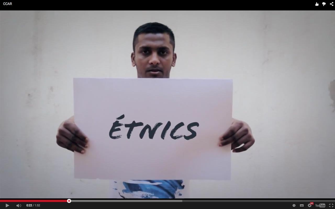 Vídeo De Presentació De La CCAR