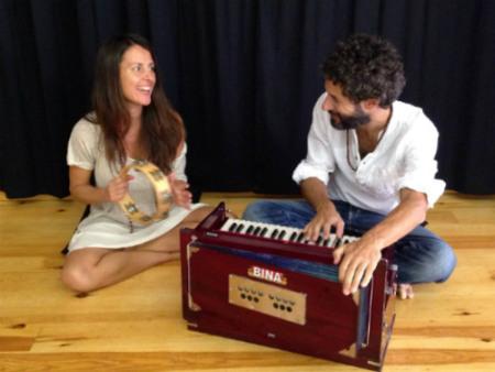 Concert De Kirtan Solidari Amb Les Persones Refugiades