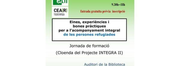 Jornada de cierre del proyecto Integra II