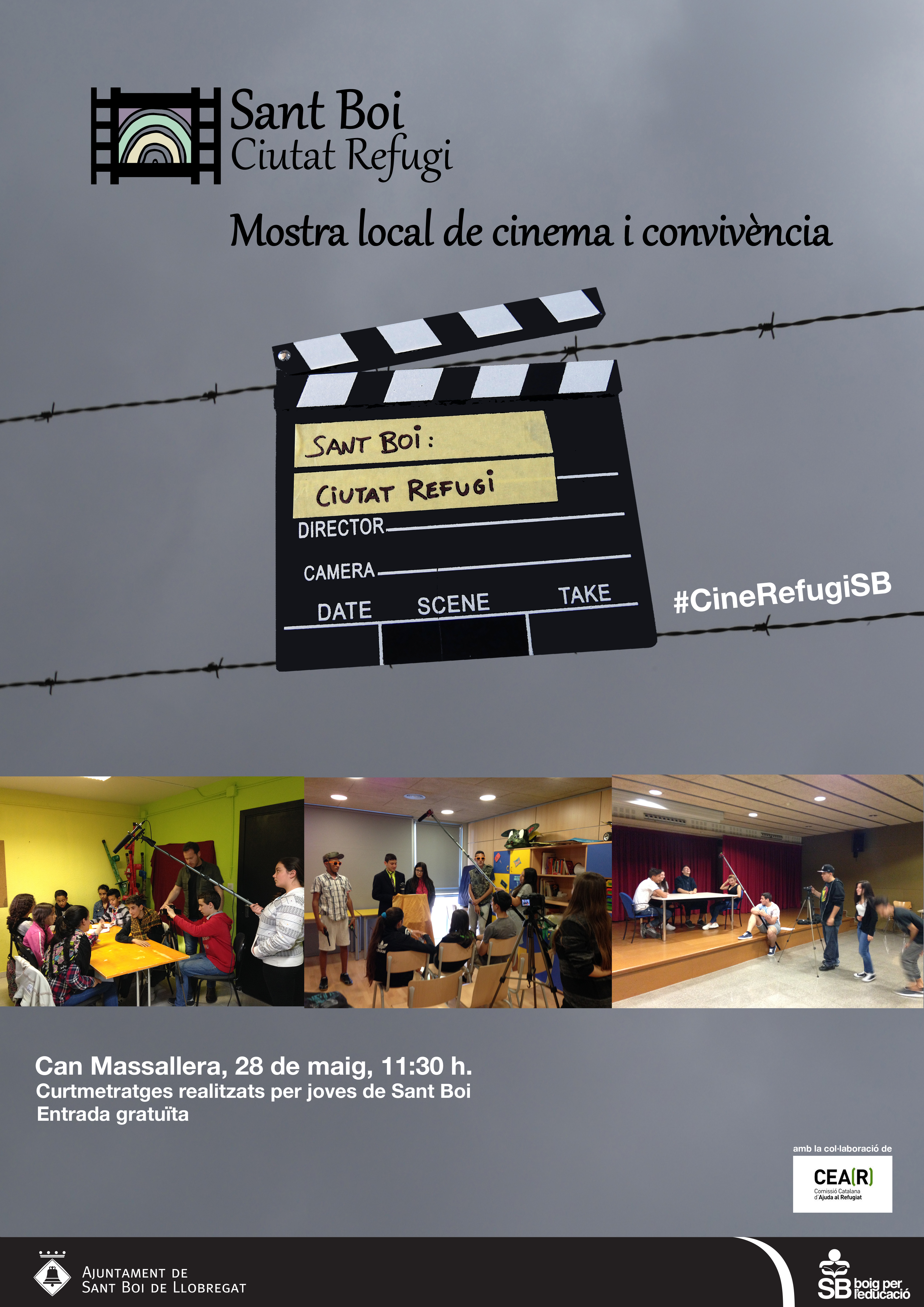 Mostra Local de Cinema i Convivència