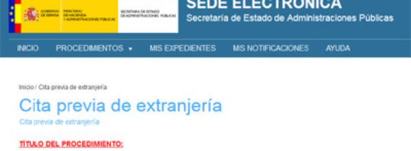 """El gobierno de España quiere inmigrantes """"legales"""", pero les niega el inicio de los trámites de extranjería"""