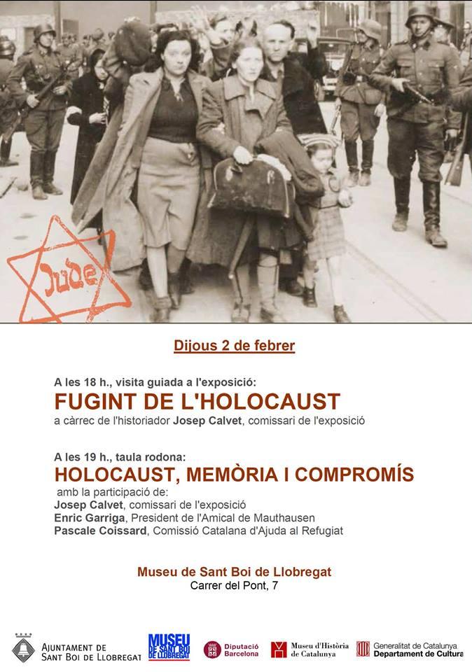 Holocaust, Memòria I Compromís, Dijous 2 De Febrer