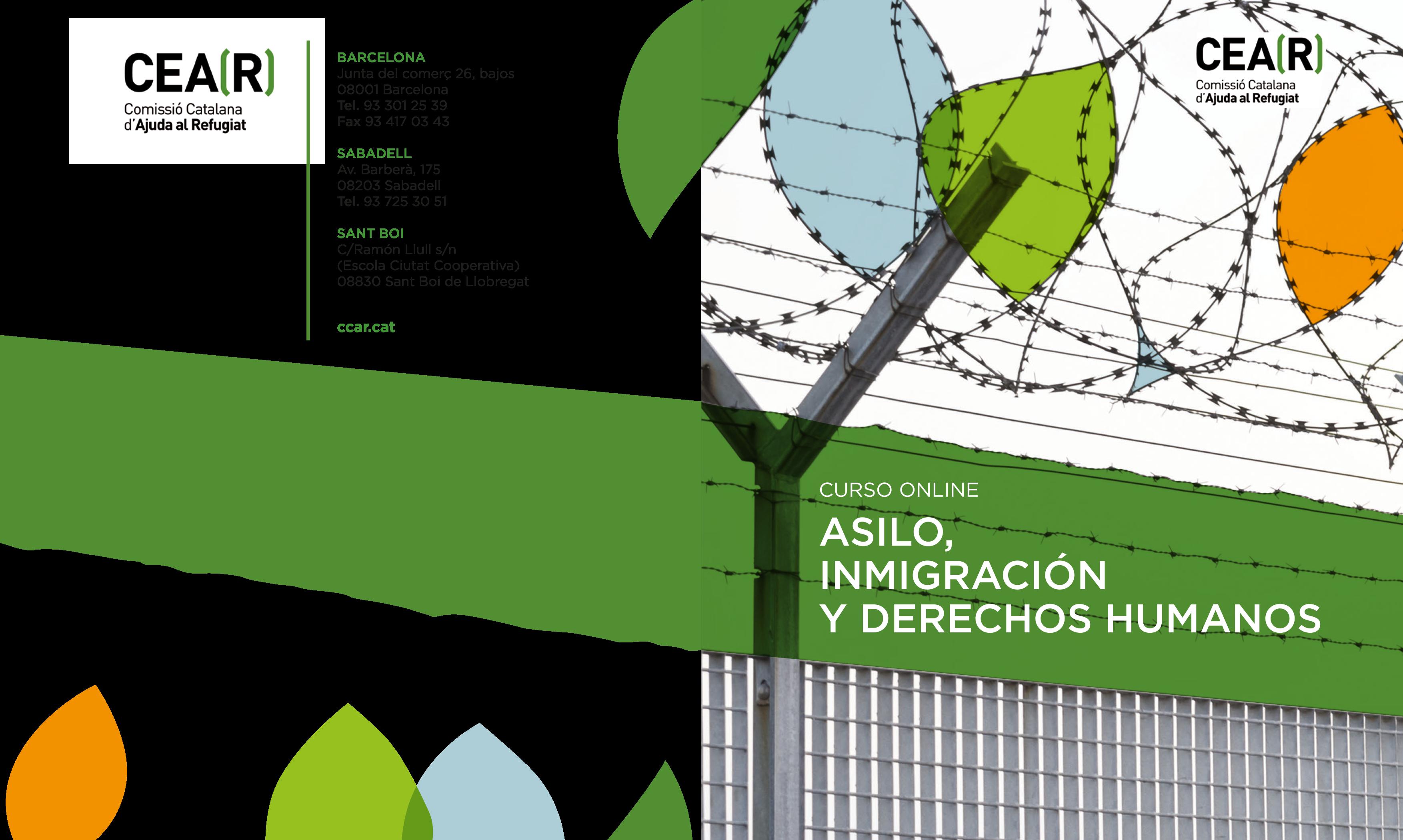 Curso Online: Asilo, Inmigración Y Derechos Humanos