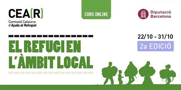 Curs Online: El Refugi En L'àmbit Local