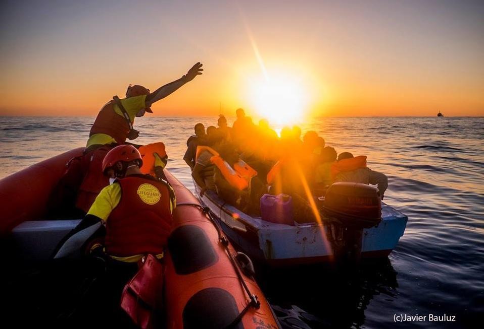 CURS ONLINE: SENSE REFUGI: El Dret D'asil I Les Vulneracions Dels Drets Econòmics, Socials, Culturals I Ambientals