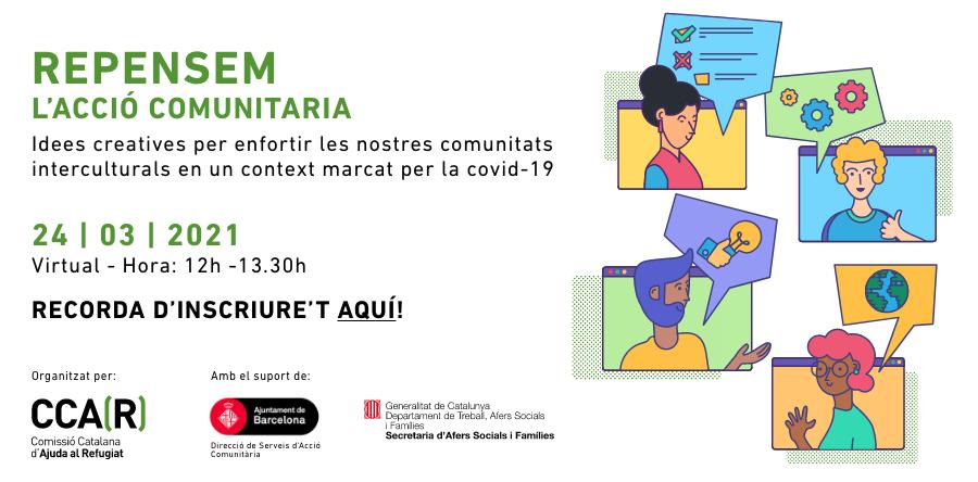 Barcelona Ciutat Acollidora: L'acció Comunitària Com A Eina D'inclusió Social De Les Persones Refugiades