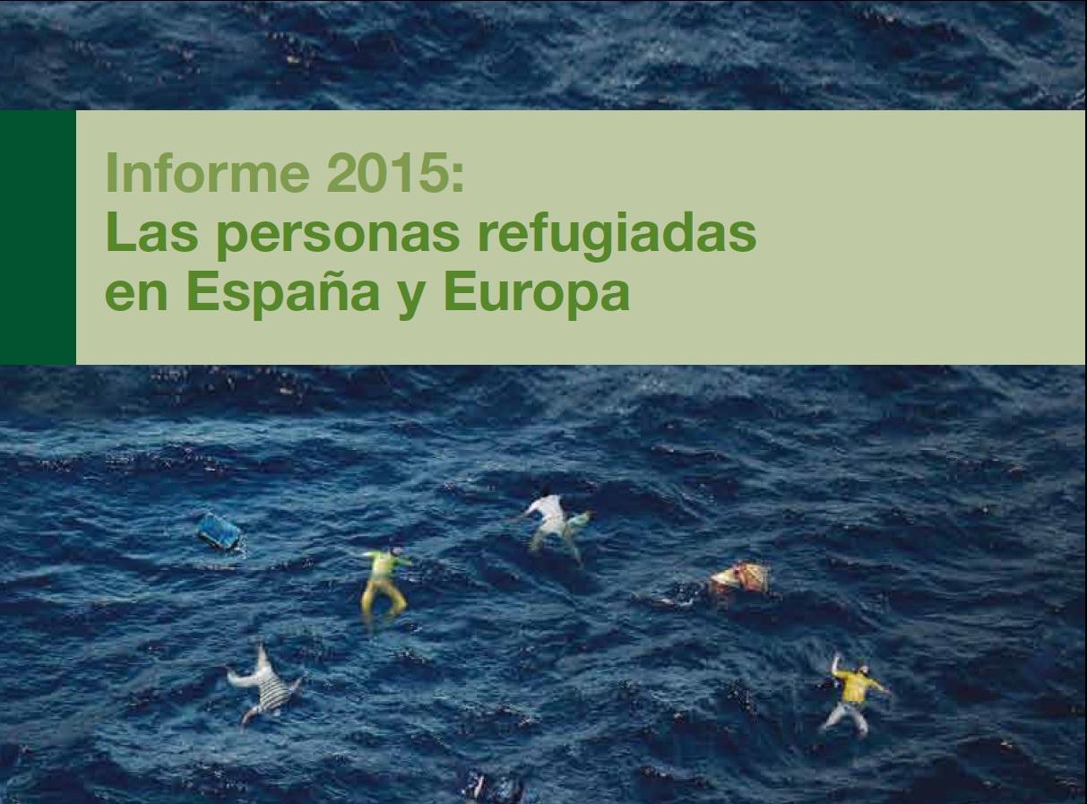 Informe Sobre La Situació De Les Persones Refugiades A Espanya I Europa