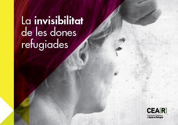 """Presentem La Nova Publicació """"La Invisibilitat De Les Dones Refugiades"""""""