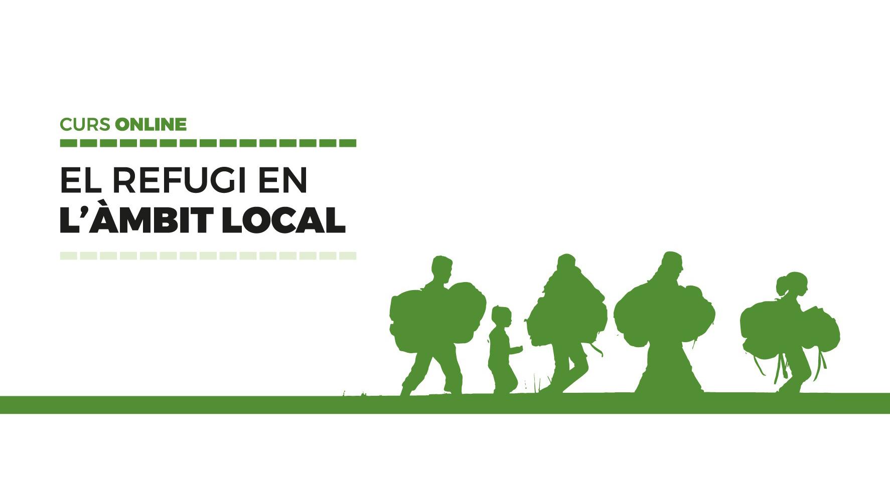 """Curs """"El Refugi En L'àmbit Local"""""""