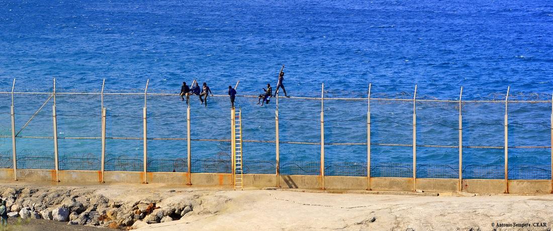 #InformeCEAR: La Comissió Catalana D'Ajuda Al Refugiat Espera Que El Govern De L'Estat Lideri Una Nova Política D'asil